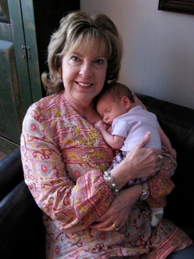Greta meets Aunt Debbie #2
